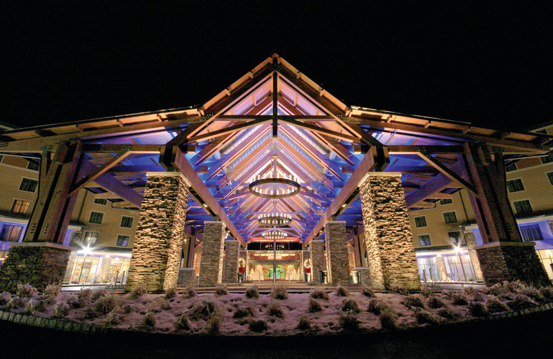 Welcome to the Mount Airy Casino Resort