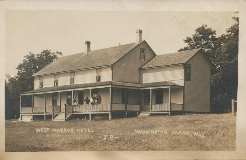 Old Gibson's West Harbor Resort