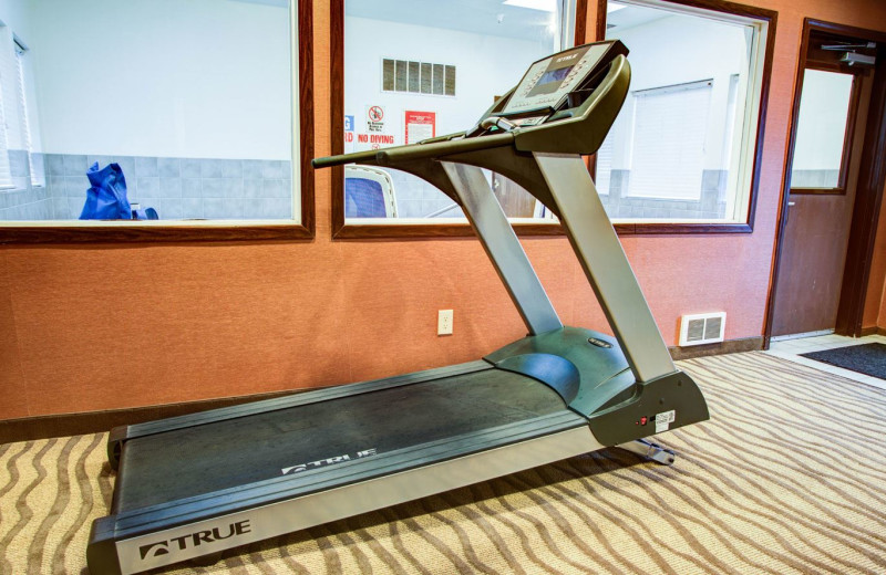Fitness Room at Comfort Inn Florence Hotel