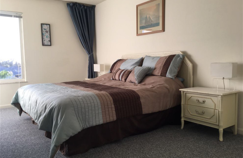 Bedroom at RudonCondo.
