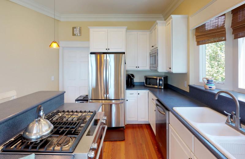Kitchen at Ocean Blvd 702.