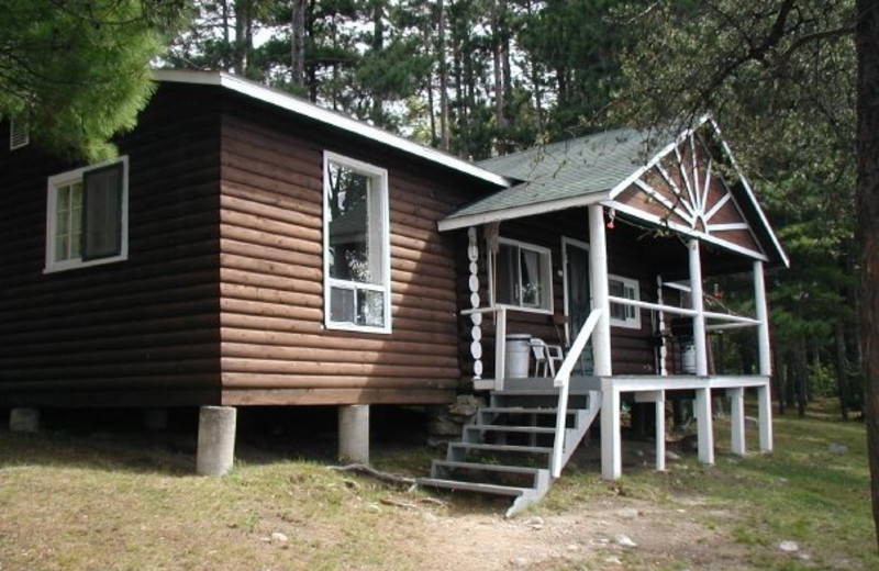 Cabin at Memquisit Lodge