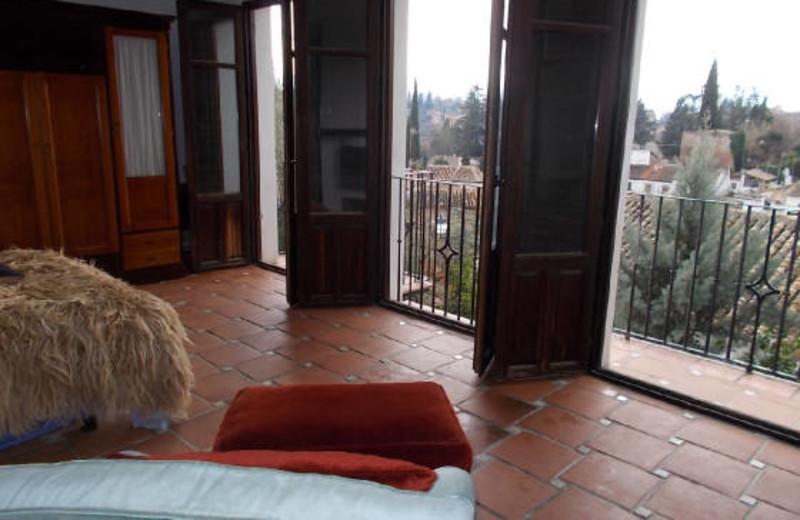 Rental interior at Alhambra Vistas Vacation Rentals.