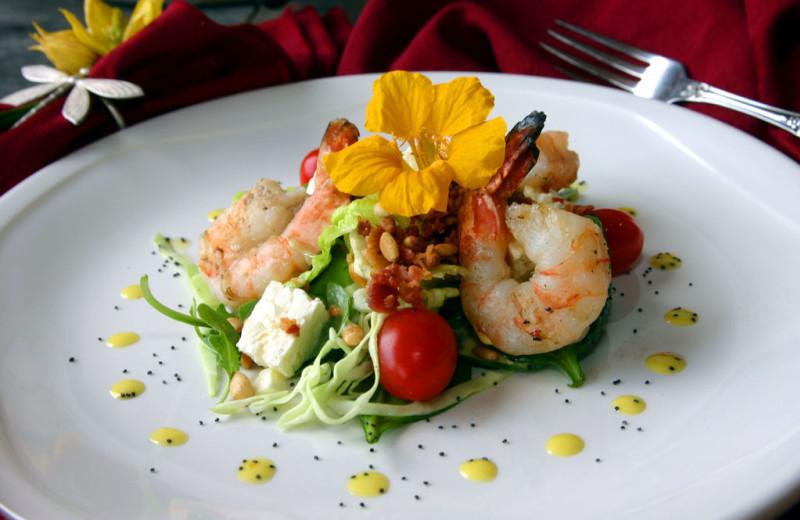 Fine Dining at Siwash Lake Ranch