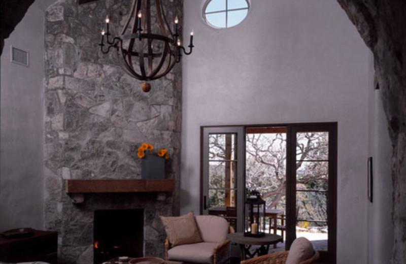 Villa Interior at Stablewood Springs Resort