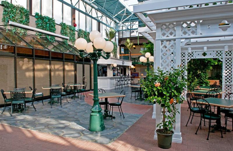 The Bourbon Street Bistro at Cairn Croft Best Western Plus Hotel.