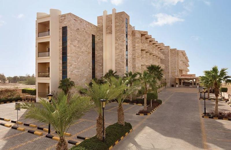 Exterior View of Ramada Resort Dead Sea