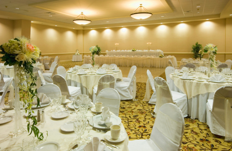 Banquet Hall at the Chateau Resort and Conference Center.