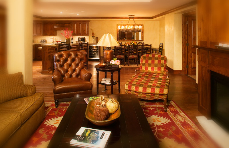 Rental interior at Frias Properties of Aspen - Hyatt Grand Aspen.