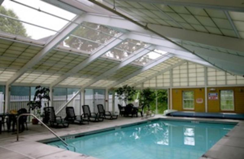 Indoor Pool at Yankee Inn