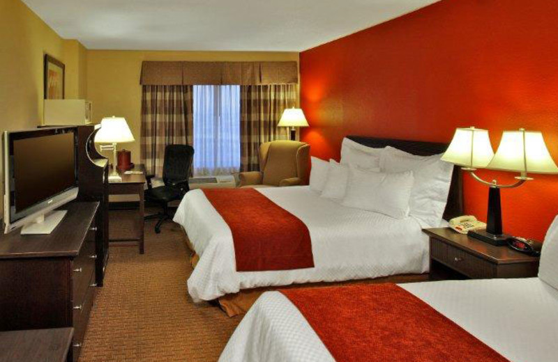 Guest Room at Best Western Plus Hotel & Conference Center