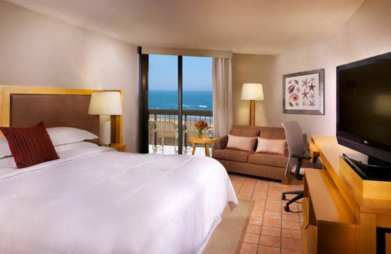 Guest Suite at the Pearl South Padre Hotel