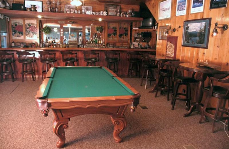 Tavern at St. Bernard Lodge.