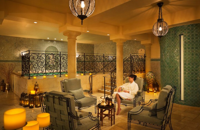Spa Lobby at Montelucia Resort