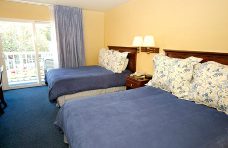 Double Suite at Monterey Bay Lodge