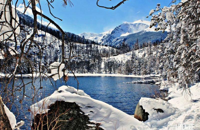 Winter time at Range Property Management.
