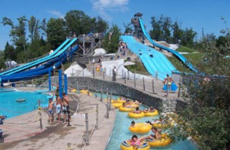 Water Park Near Water's Edge Inn