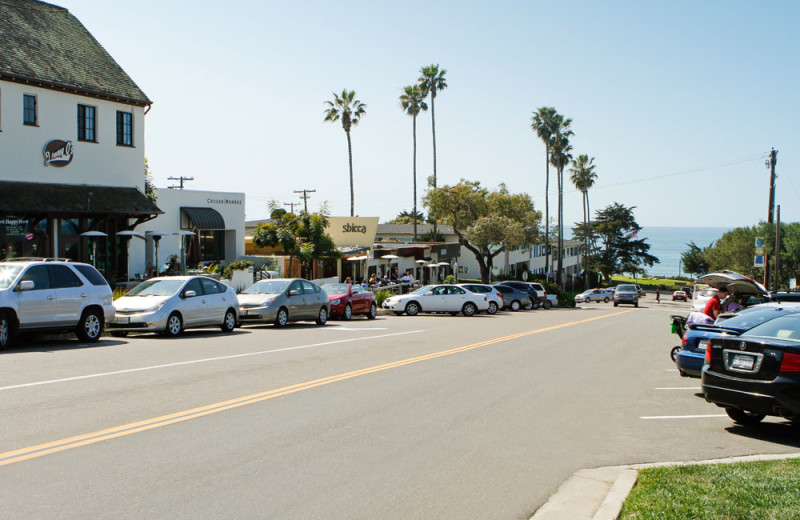Del Mar Village in Del Mar, California