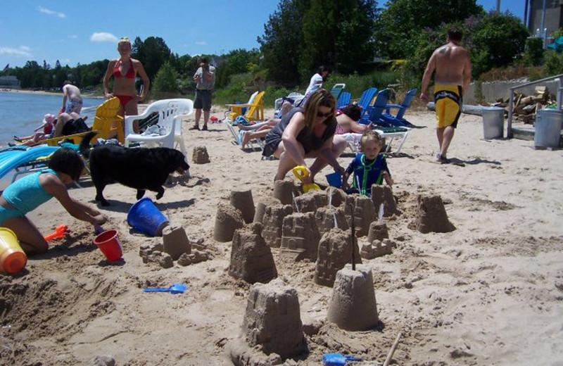 Sand Castles at Beachfront Inn