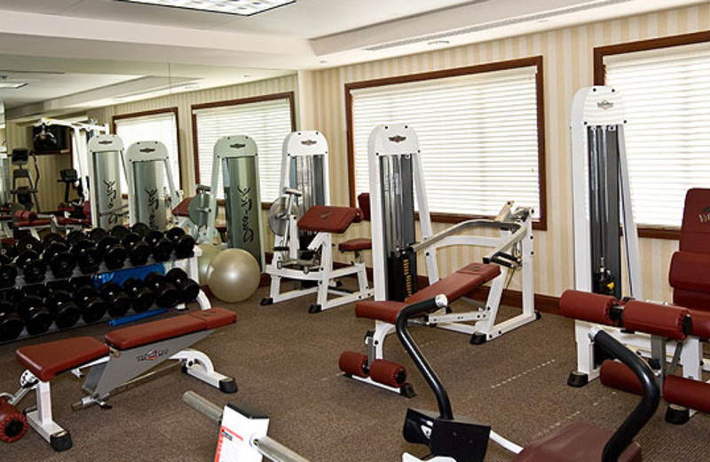 Fitness Room at MonteLago Village Resort