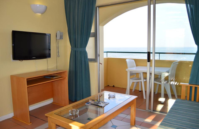 Guest room at Kapenta Bay Resort.