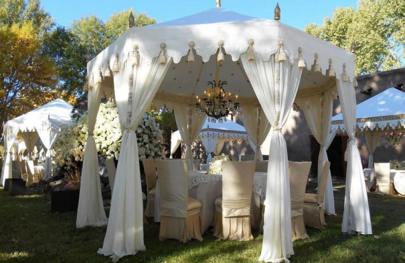 Weddings at Cibolo Creek Ranch.