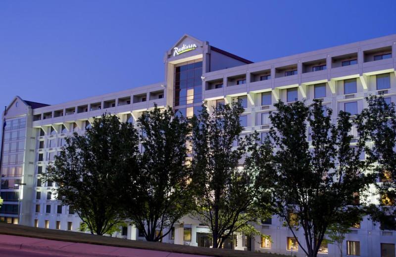 Exterior view of Radisson Hotel Branson
