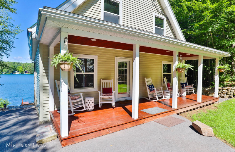 Rental exterior at Northern Living - Luxurious Vacation Rentals.