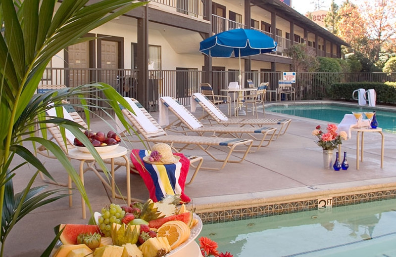 Swimming Pool at Best Western Plus Inn Scotts Valley