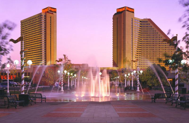 Exterior View of Nugget Casino Resort