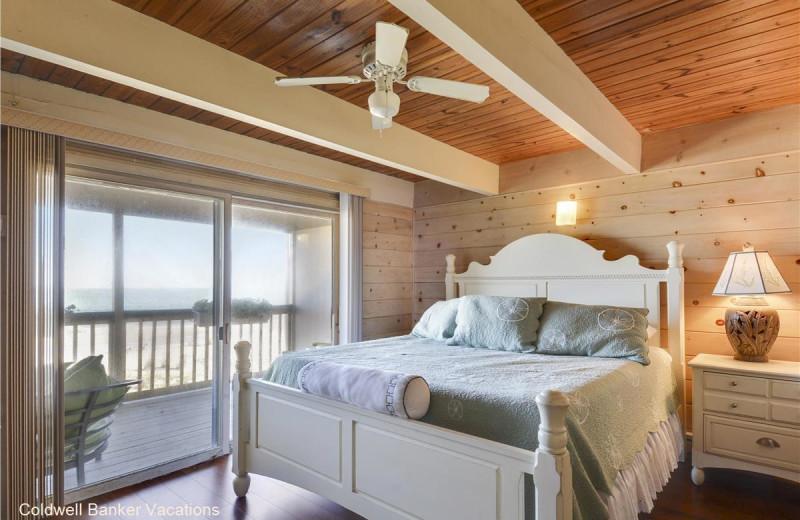 Rental bedroom at CBVacations.com