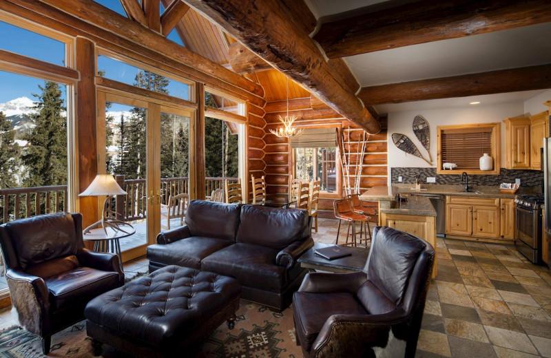 Cabin at Mountain Lodge Telluride.