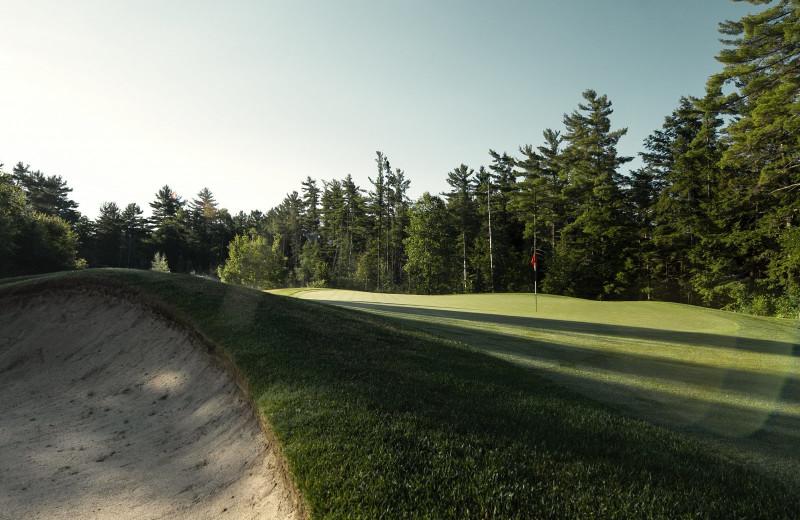 Golf at Rocky Crest Golf Resort.