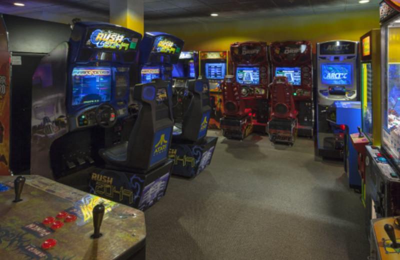 Arcade at Hyatt Regency