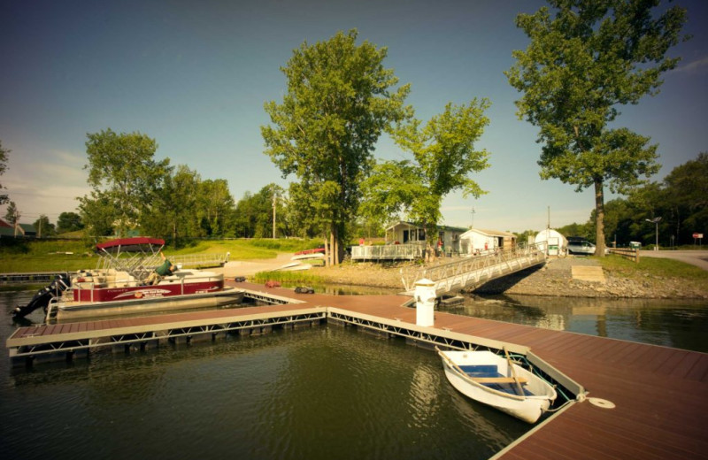 Boat rentals are available from our wide selection of pontoon boats, pedal boats, kayaks, canoes, and row boats. The Marina offers seasonal, daily, and overnight dockage to campground guests and the public. Free parking for your trailer is available while your boat is docked in the Marina.