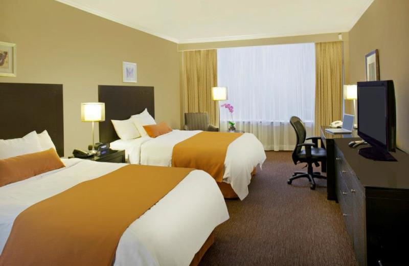 Guest Room at Delta Toronto East