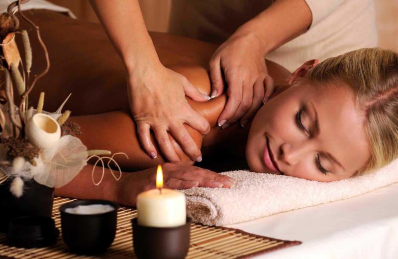 Massage at Sonoma Coast Villa & Spa Resort.