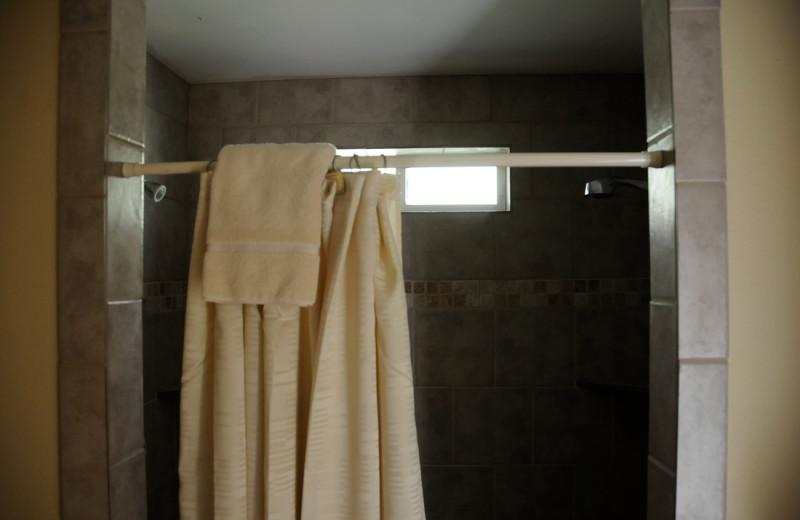 Bathroom at Retreats & Reunions R&R House.