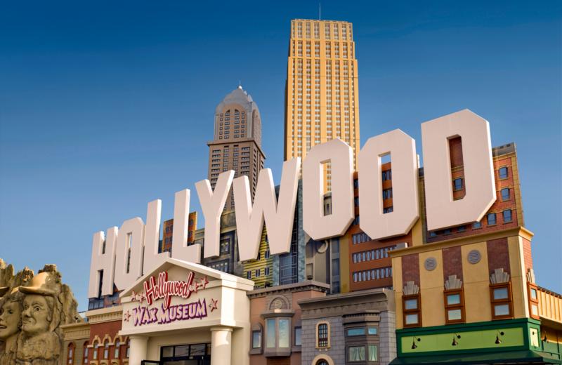 Hollywood Wax Museum near near Rockwood Resort.