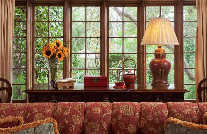Interior at Old Monterey Inn.