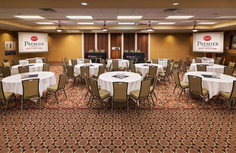 Meetings at Best Western Helena Great Northern Hotel.