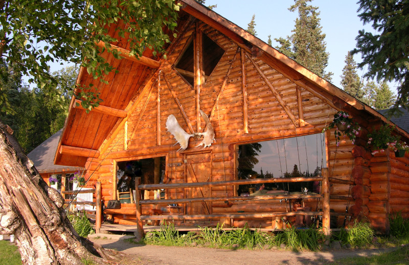 Alaska's most remote full service fishing lodge.  All-inclusive 5-night trips.  Great rates on remaining 2017 packages!