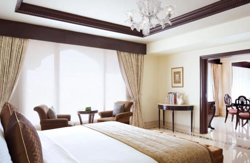 Guest room at Krishna Oberoi.