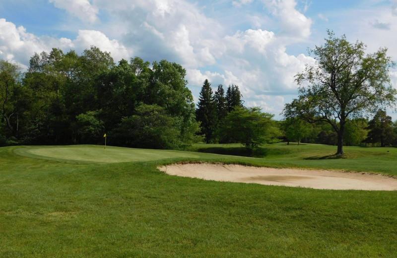 Golf at Cross Creek Resort.