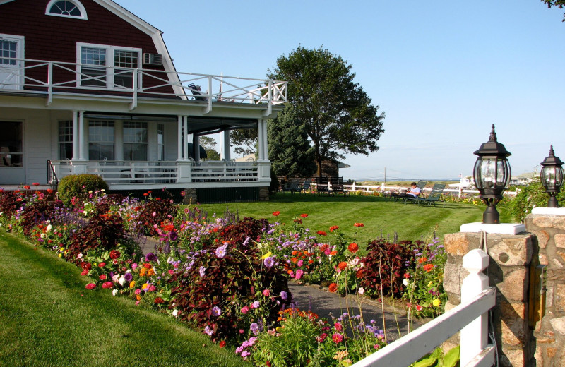 Exterior view of  Terrace by the Sea.