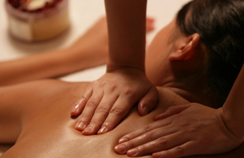 Healing Massage at Jenner Inn