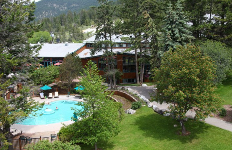 Hot Springs Resort And Spa Cabins