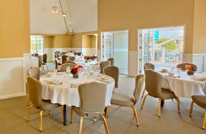 Banquet Room at the Carlsbad Inn Beach Resort