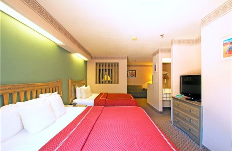 Guest Room at Sagebrush Inn and Suites