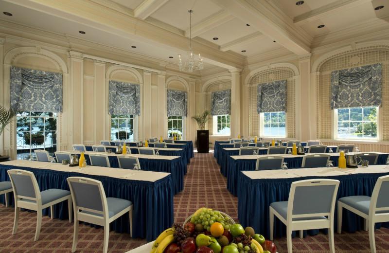 Meetings at The Otesaga Resort Hotel.